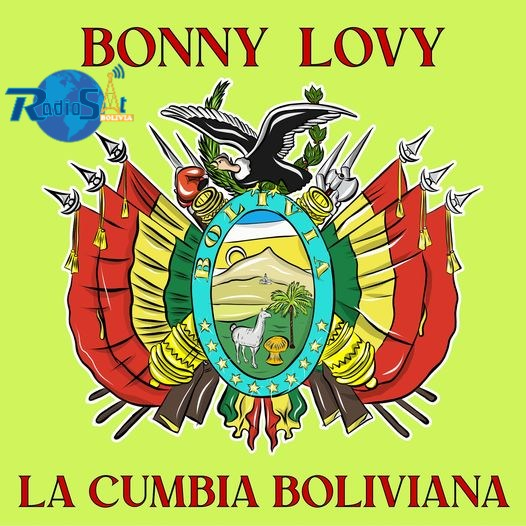 Bonny Lovy - La Cumbia Boliviana