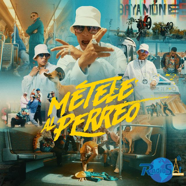 Daddy Yankee - Metele Al Perreo