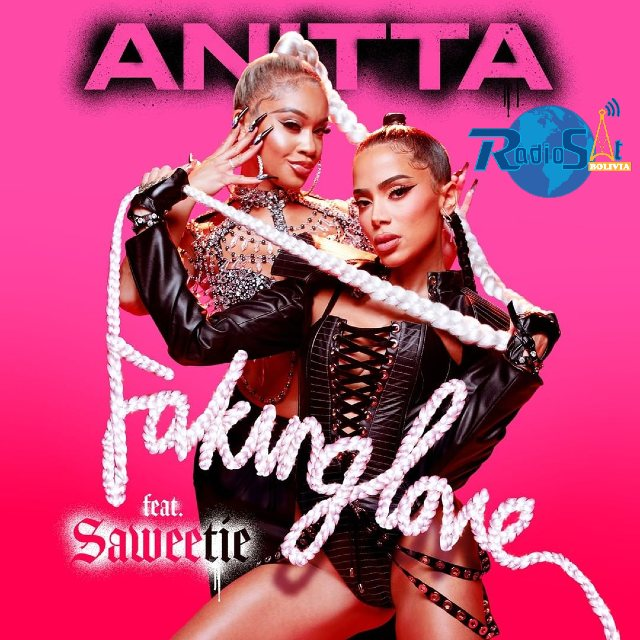 Anitta Ft. Saweetie - Faking Love