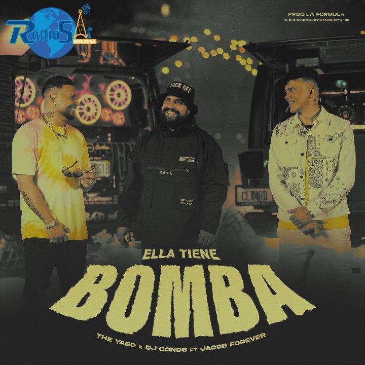 The Yabo Ft. DJ Conds & Jacob Forever - Ella Tiene Bomba